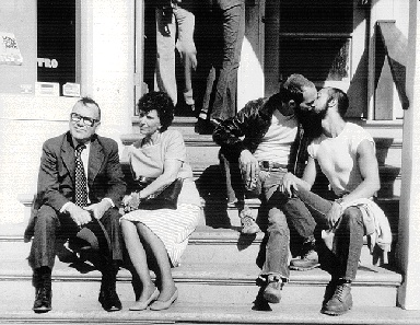 Gay and lesbian movement 1960s
