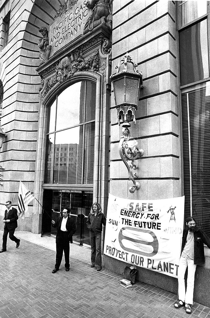 SAFE-Energy-demo-3-people-outside-PGE.jpg