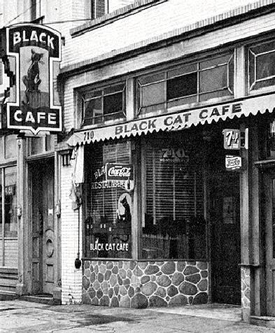 Black Cat Cafe Philadelphia