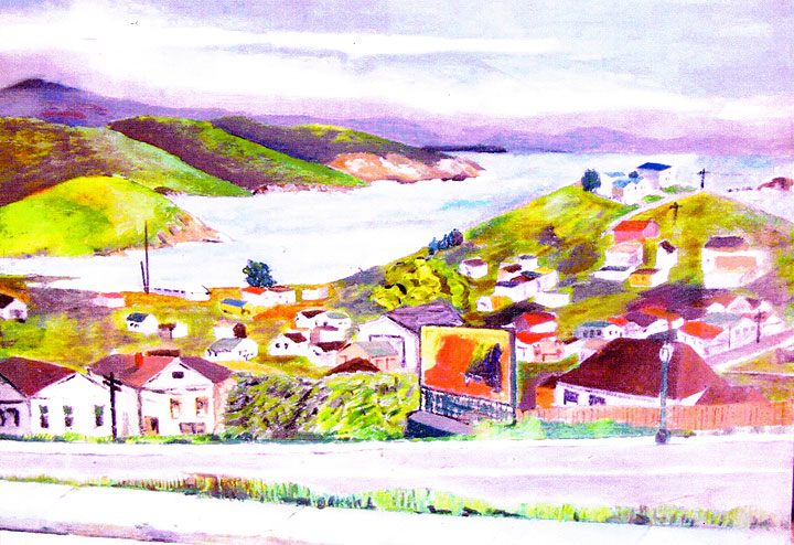 View-of-bay-from-Le-Conte-Ave-Pauline-Aldredge-watercolor.jpg