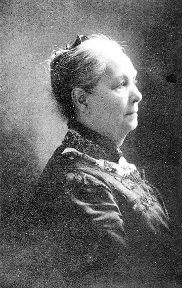 Susan B. Anthony Suffrage Speech