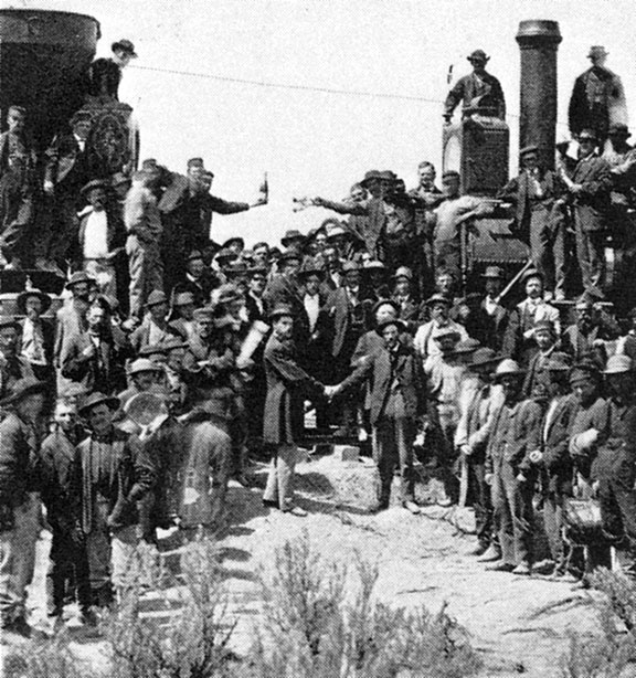 Image:Finishing-the-railroad-in-Utah.jpg