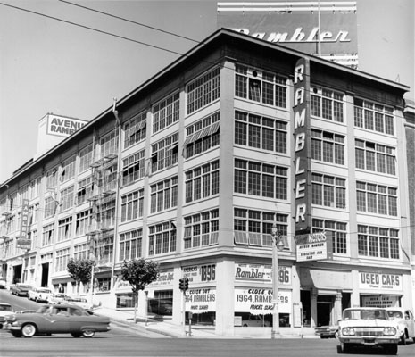 Avenue Rambler dealership August 1964 AAD-4645.jpg