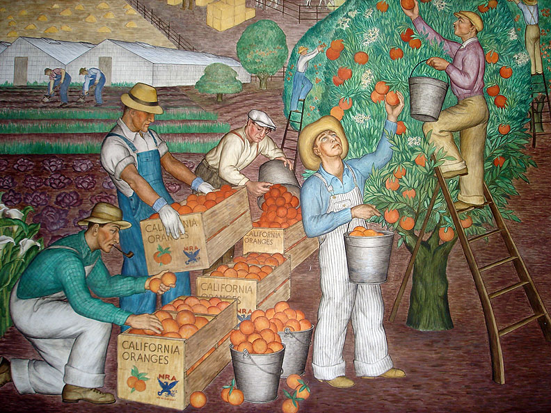 Maxine-Albro orange-pickers Coit-Tower 9979.jpg