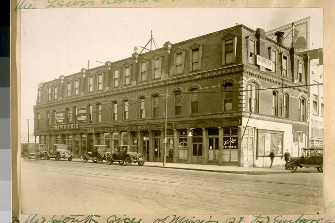 Audiffred Building c 1905.jpg