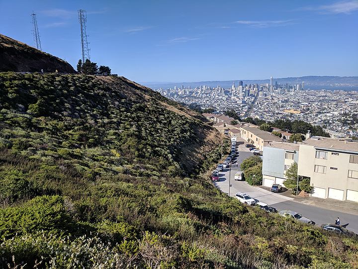 View-above-Vista-apts-with-slope-of-Twin-Peaks-and-downtown 20180527 172811.jpg
