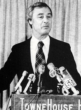 Mayor George Moscone Foundsf