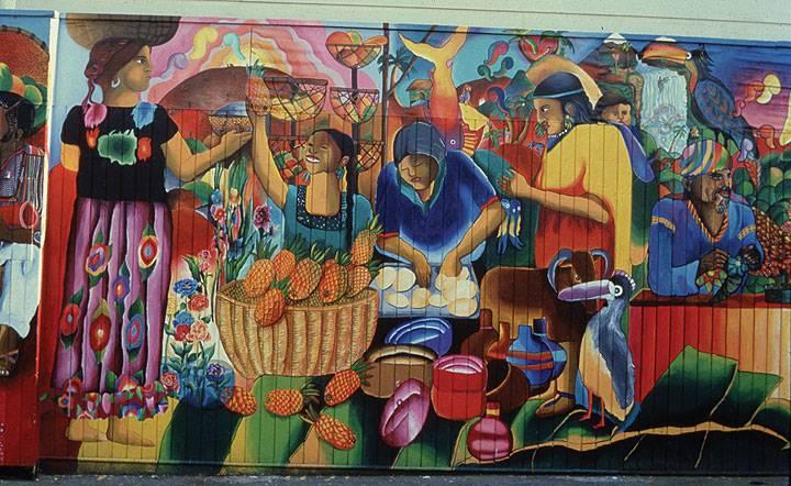 Mujeres muralistas foundsf for El mural guadalajara