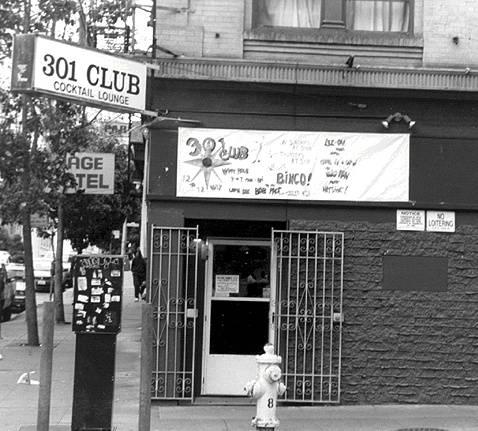 Tendrnob tenderloin bar crawl 301 club itm 301 club jpg