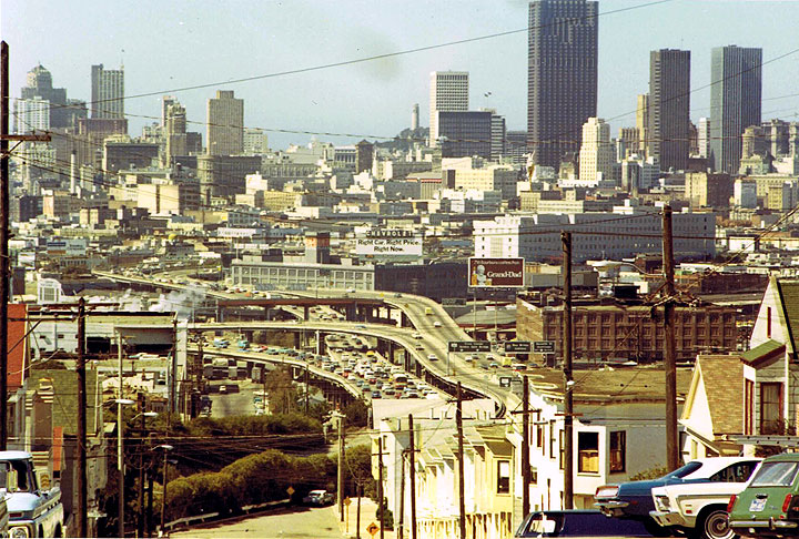 File:Central-freeway-from-vermont-w-BofA-and-more-c-1973.jpg