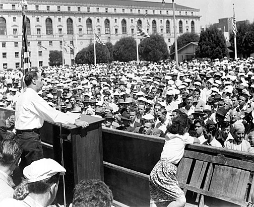 Image:HB-at-Civic-Center-labor-day-rally-1947.jpg