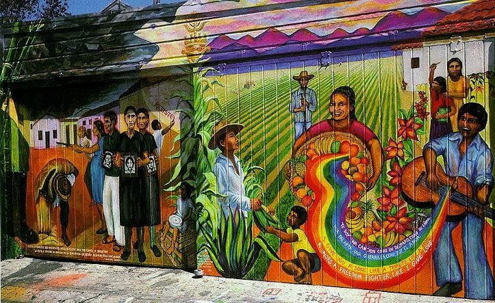 The Salvadorian Civil War Essay