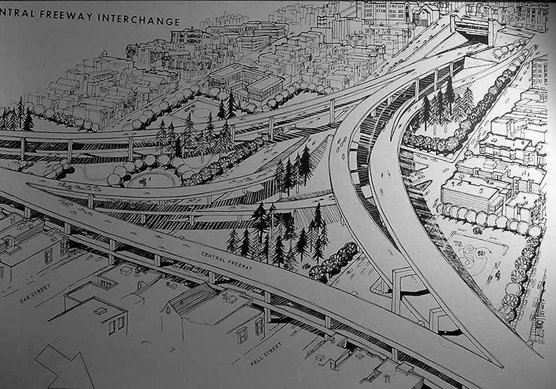 Freeway-interchange-at-fell-and-oak drescher.jpg