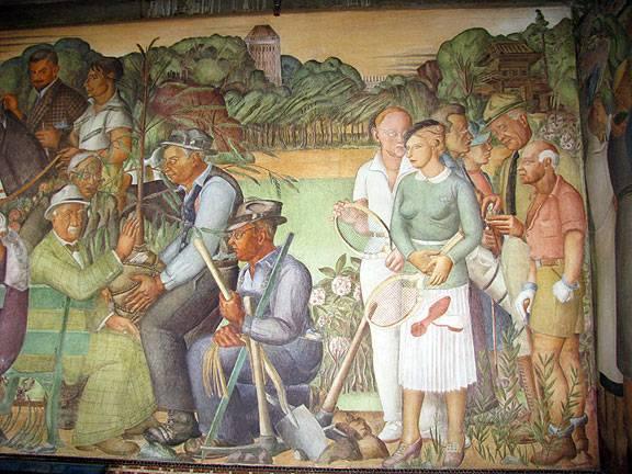 murals at the beach chalet foundsf