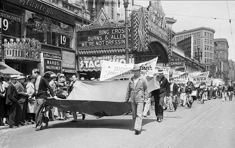 Communists-May-Day-demonstration-May-1-1934 bancroft.jpg