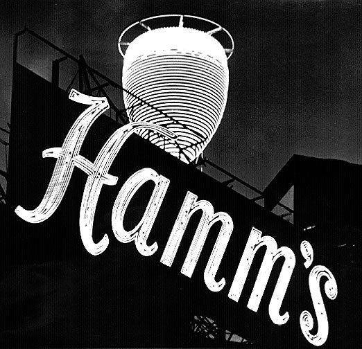 Shea Stadium Neon Lights: Seals Stadium And Hamm's Brewery