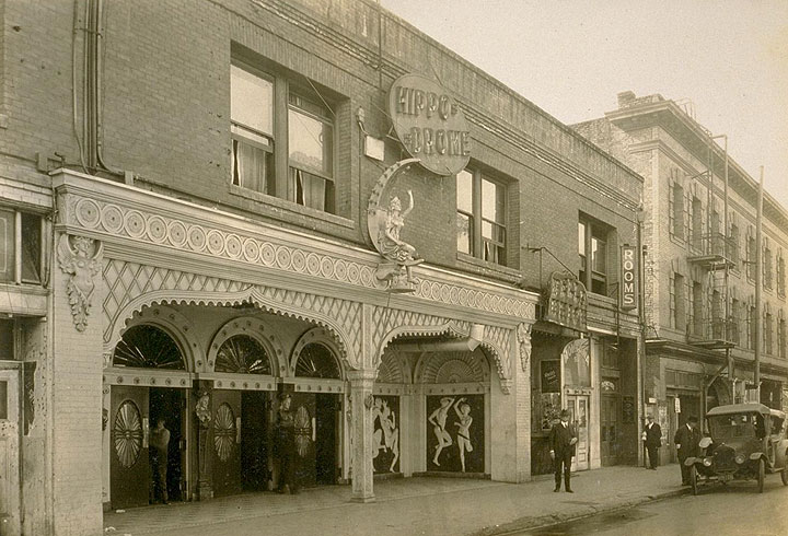 Image:The-Old-Hippodrome-&-Bella-Union-Dance-Halls-at-557-Pacific-St.-bet.-Kearny-&-Montgomery-Sts.-Photo-taken-Feb.-1925.-Jesse-B.jpg