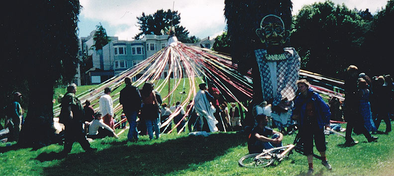 File:Maypole-Reclaim-May-Day-1998.jpg
