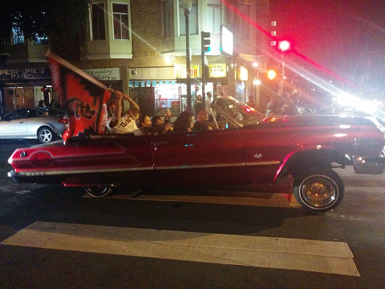 Low-rider-on-24th-during-2014-WS-celebration 20141016 211837.jpg