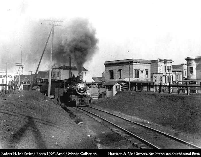 22nd and Harrison train 1905.jpg