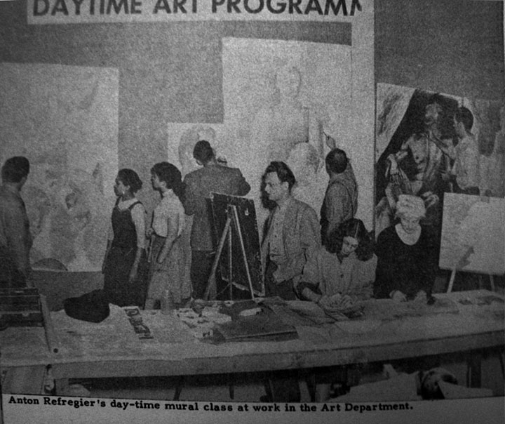 Refregier-at-daytime-art-program 6445.jpg