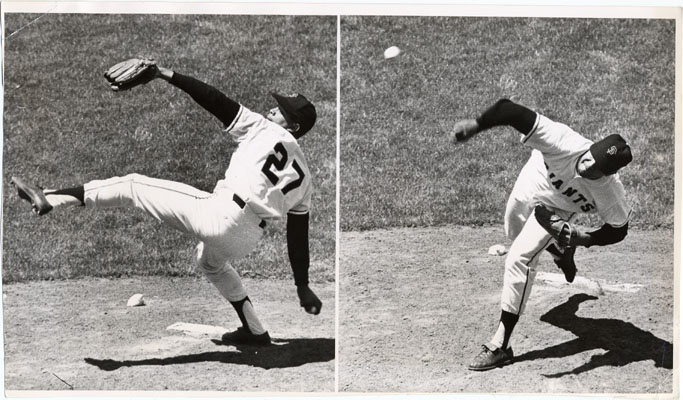 Marichal pitches no hitter against houston colts june 19 1963 MOR-0309.jpg