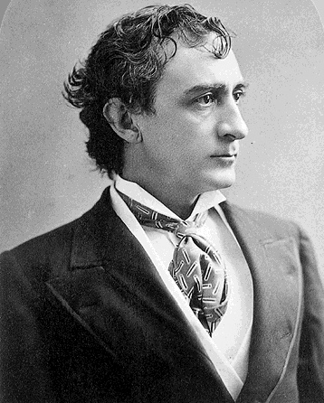 Edwin Booth Actor Foundsf