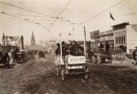 View of Market Street during the streetcar strike of 1907 AAD-4930.jpg