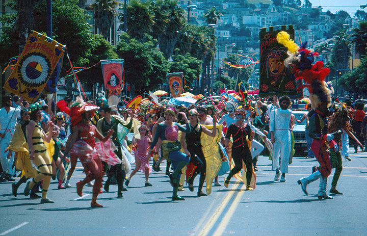 The Birth Of Carnaval On The Streets Of San Francisco
