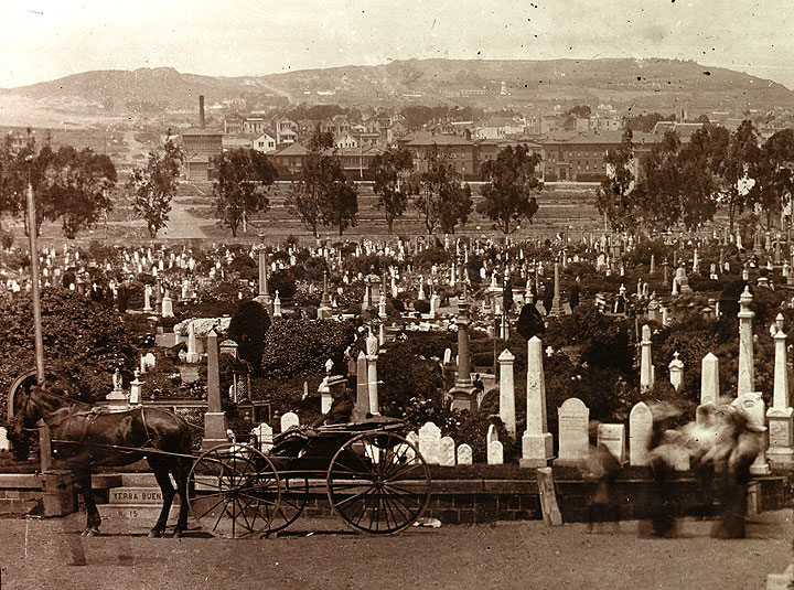 SF Odd Fellows Cemetery. 1899.