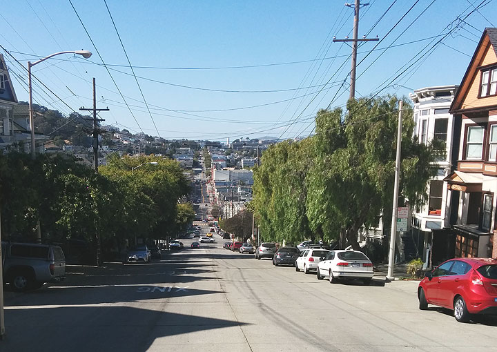Image:North-on-castro-from-20th 20140613 163417.jpg