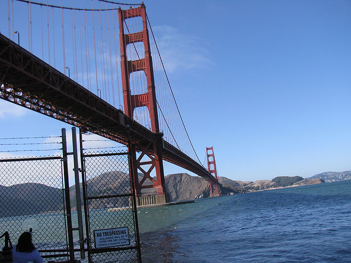 essays about the golden gate bridge Access to over 100,000 complete essays and term papers  people talked about spanning the golden gate of san  the golden gate bridge held the title as the.