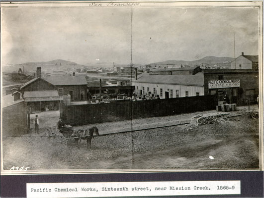 Pacific Chemical Works 16th st near Mission Creek 1868-69 AAC-7282.jpg