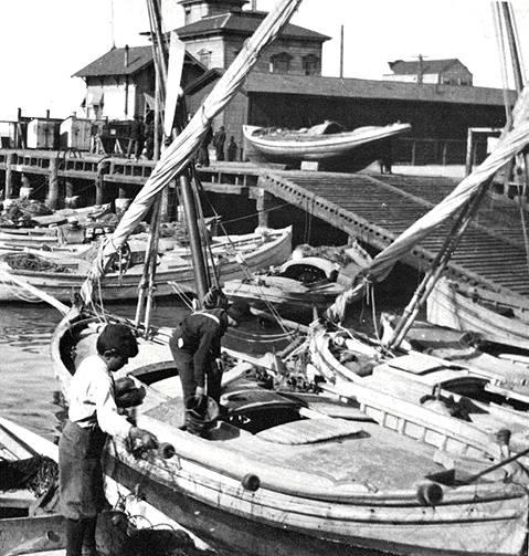 San Francisco – Fisherman's Wharf