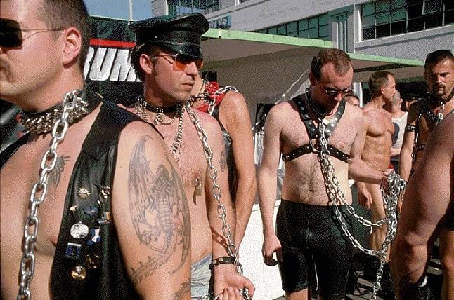 Gay leather sm photos
