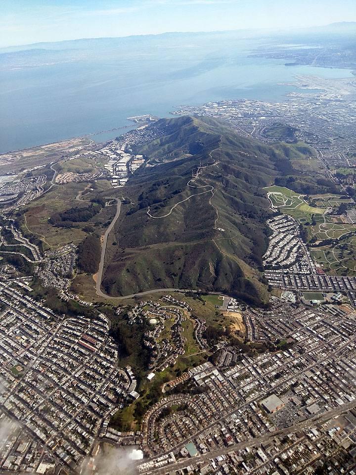 San Bruno Mountain Foundsf