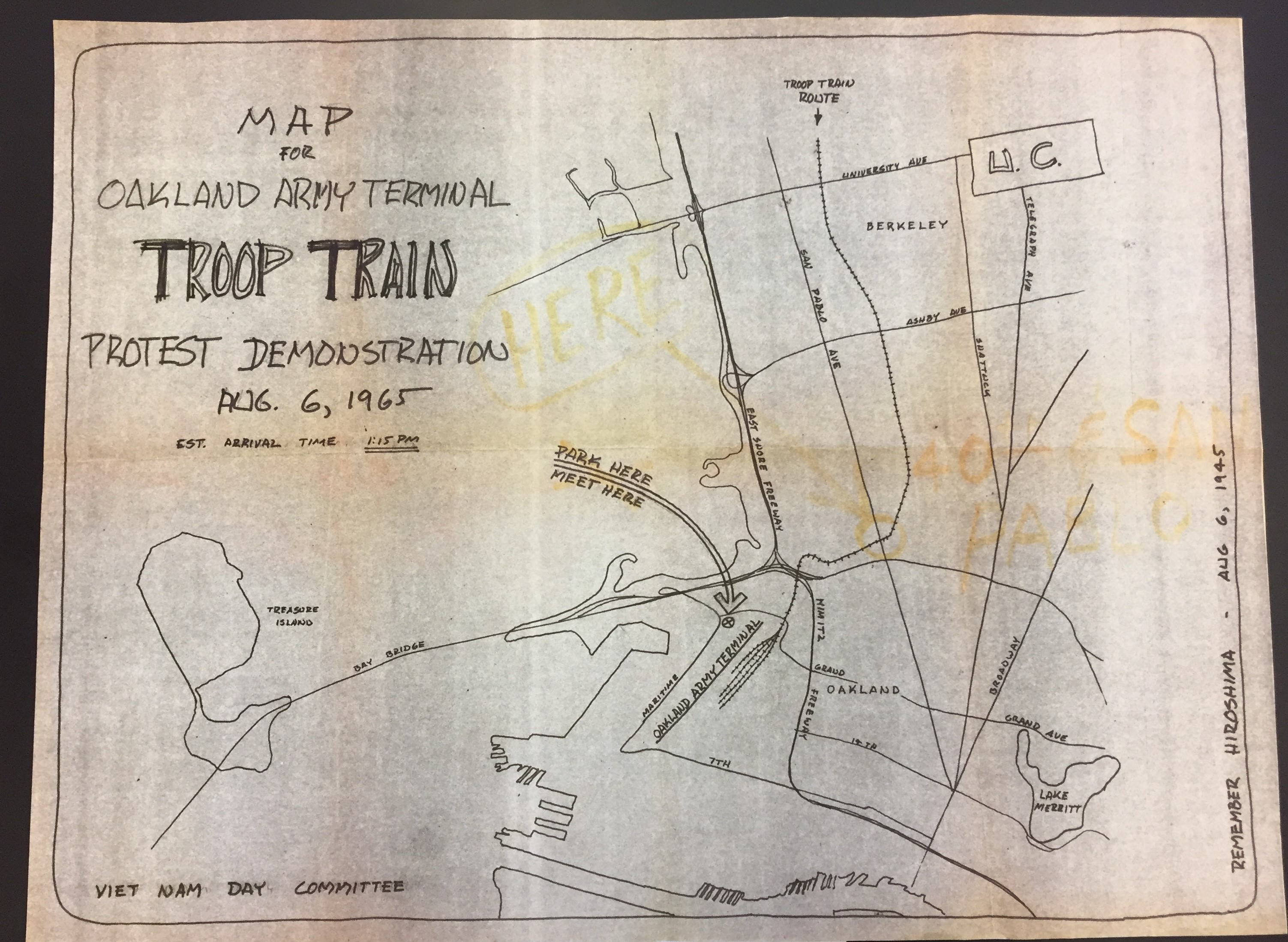 Map of Oakland Army Terminal for Troop Train Protests.JPG