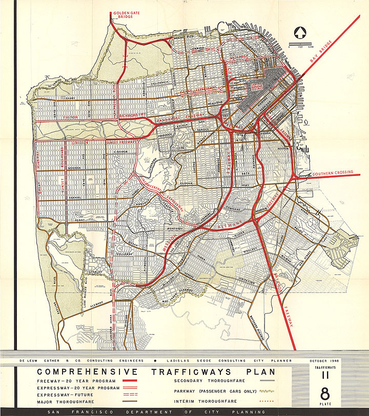 Image:1948-trafficways-plan-with-southern-crossing-and-most-city-fwys-3897327276 33754ebfce o.jpg