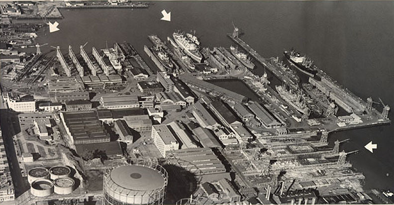Aerial view of Bethlehem Pacific's San Francisco shipyard apr 21 1958 AAC-6407.jpg