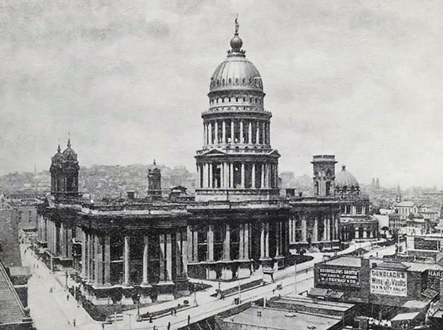 Providence City Hall Marriage Licence