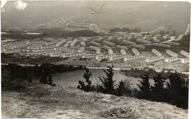 Sunnydale from hill w Cow Palace 1941 AAD-6107.jpg