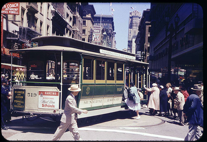 Image:Cushman-June-16-1954-cable-car-turnaround-powell-st-P07281.jpg