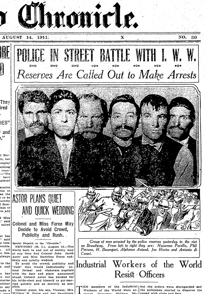 Sfchron-august-14-1911-IWW-battle-police.jpg