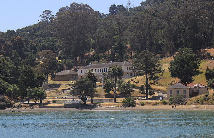 Angel Island Immigration Tour
