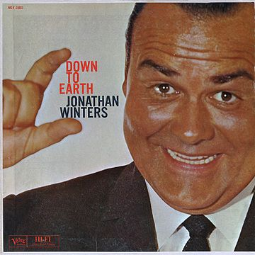 Jonathan Winters - Down To Earth FRONT.jpg