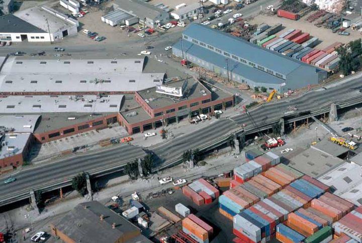 San francisco loma prieta earthquake 1989 essay