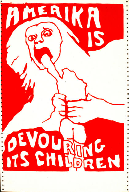 evolution of the social serigraphy movement in the san