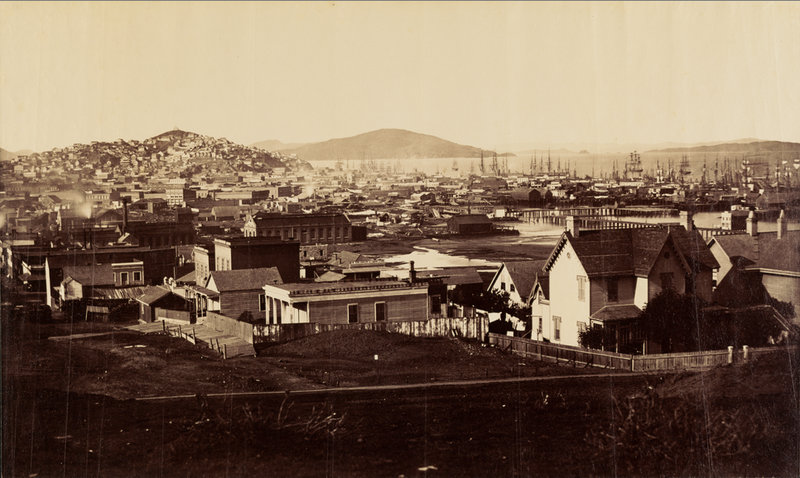 File:View north from Rincon Hill 1860 from J Paul Getty Museum Open Content Program 1149340 221475424674879 822873042 o.png