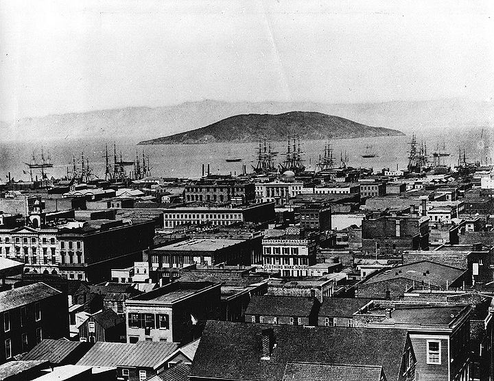 Downtown-SF-1860s-w-Yerba-Buena-Island-and-sailing-masts-courtesy-Jimmie-Shein.jpg