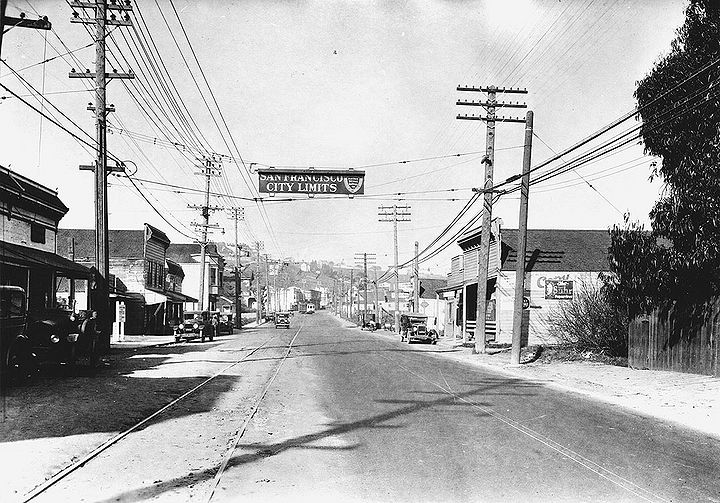 San-Bruno-Ave-now-Bayshore-Blvd-north-south-of-Sunnydale-Ave-1928-SFPL.jpg